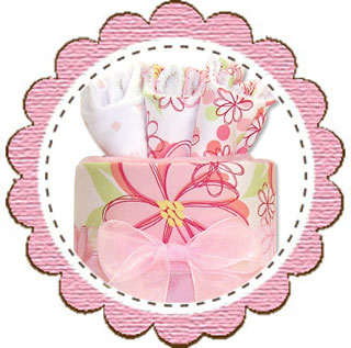 Baby Gift Cakes