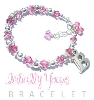 Initially Yours Infant Bracelet