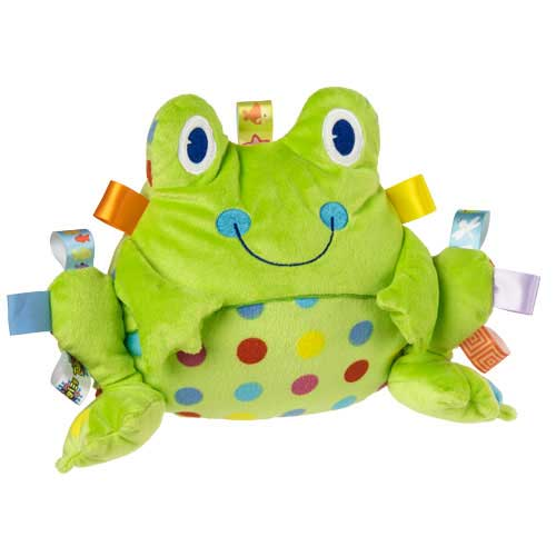 Spotted Frog Soft Toy