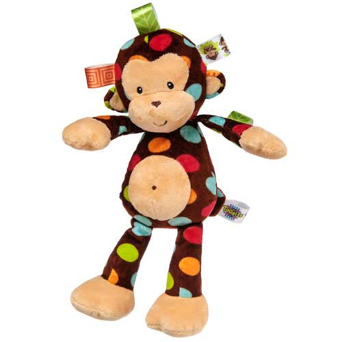 Dazzle Dots Monkey Soft Toy
