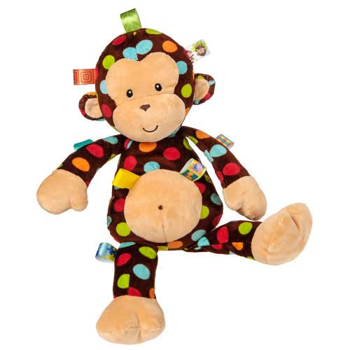 Dazzle Dots Monkey Large Soft Toy