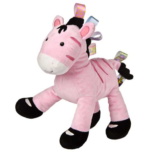 Zoey Zebra Soft Toy