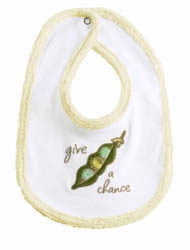 Baby It's You 'Give a Chance' Bib