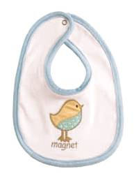 'Baby It's You' Chick Magnet Bib