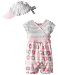 Offspring Girls Daisy Romper & Hat