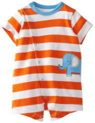Offspring Boys Elephant Romper