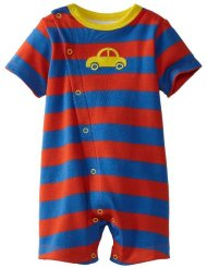 Offspring Boys Car Romper