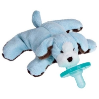 Blue Puppy Wubbanub