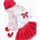 Baby Starters Baby Separates, Baby Girls Bodysuits and Tutu with Accessories