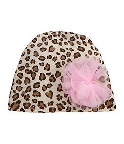 Baby Starters Leopard-Print Hat
