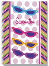 Little Diva Personalized Notebook