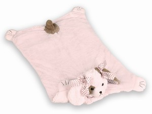 Wiggles Belly Blanket - Pink